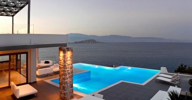 Вилла аренда греция