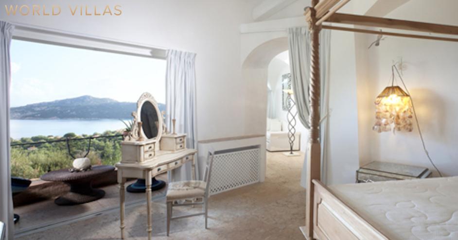 Villa a Cervo sul mare in affitto