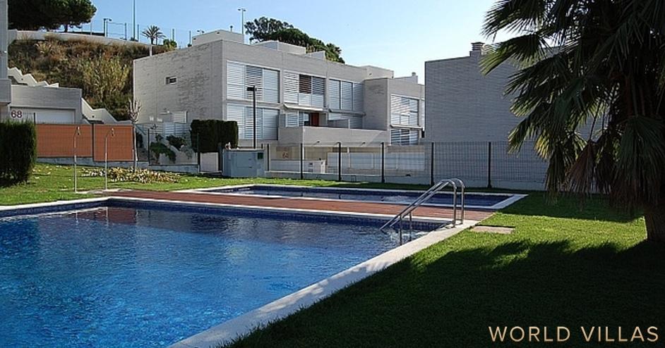 Испания недвижимость в урбанизации