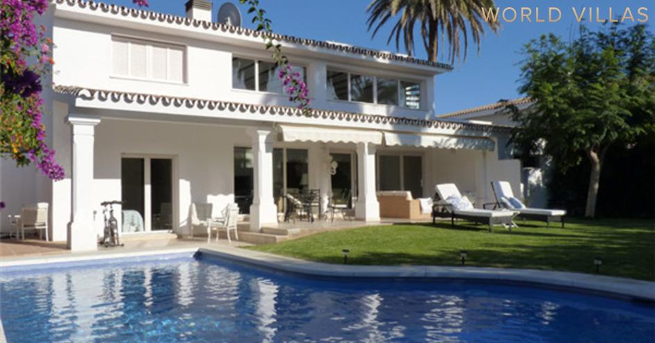 Аренда дома в испании на побережье летом